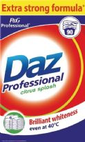 Daz Professional Washing Powder - Citrus Splash 90 Scoop